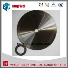 China manufacture professional dual circular saw blade