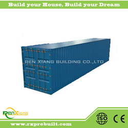 Light Steel Mobile Modern Design Shipping Container