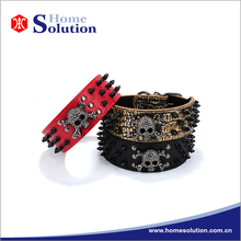 Spiked dog collar pet accessories wholesale china supplies