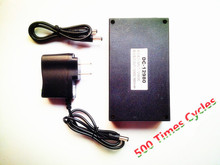 hot sale!12v 9800mah rechargeable lithium battery pack with carger for energy storage 12v