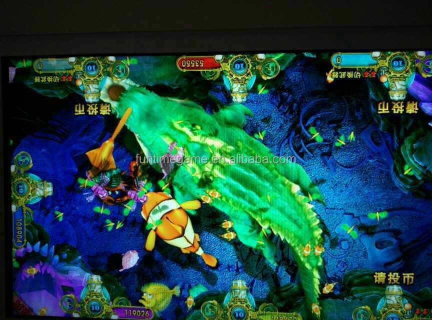 Ocean king 2 most popular newest igs fishing game program for Ocean king fish game