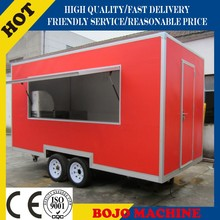 2015 HOT SALES BEST QUALITY fiber glass hot dog cart steamed corn hot dog cart fruit hot dog cart for sale