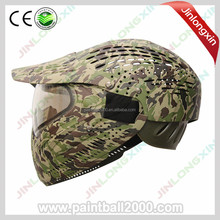 Army Military Camo Anti Fog Full Head Coverage Paintball Mask