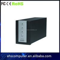 Low voltage protection system dry batteries for ups