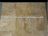 Natural Beige travertine stone pavers, wall cladding tiles