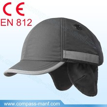 ANTI-COLLISION SAFETY HELMET BUMP HARD HAT WITH EARFLAP