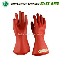 HZST High Voltage Insulated Gloves / Electrical Safety Gloves