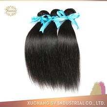 Xuchang Human Hair Company Supply Different Textures 100% Virgin Hair