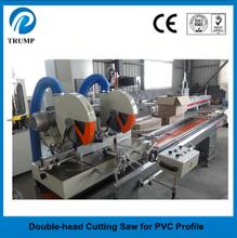 Good price PVC profile cutting bowed saw for window making