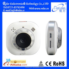 2015 newest battery powered outdoor Smart Wearable mini ip wifi camera