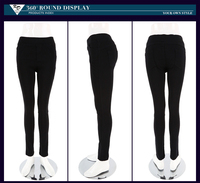 Hot selling euro fashion classic fitness tight women girls shirt and pants
