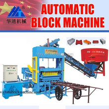 manual block and brick making machines semi-automatic hollow block machine for sale
