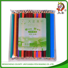 Promotional craft color pencil set for gift for childern