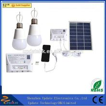 OEM Solar Panel Lighting Kit Solar Home DC System Kit with low price