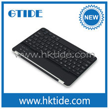 2015 hot selling wireless bluetooth 3.0 keyboard aluminum keyboard for apple ipad air