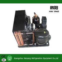 NJ2190E silent aspera refrigerator compressor italy , condensing unit of refrigeration