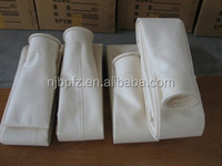 Nomex dust filter bag with PTFE membrane Nomex air filter bag for baghouse