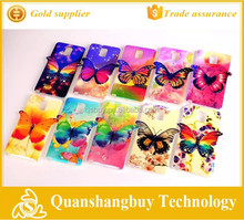 3D Butterfly Soft Silicone Case Cover for Samsung Galaxy Note 4 Note4 N9100 cover skin