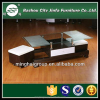 Black Coffee Table,Frosted Glass Coffee Table MCT-2015
