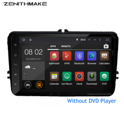 Android 4.44 latest Quad core car dvd player Android vw oem radio RNS510 RCD510 OEM RADIO