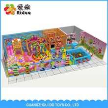 Factory supply fresh feeling kids indoor adventure playground