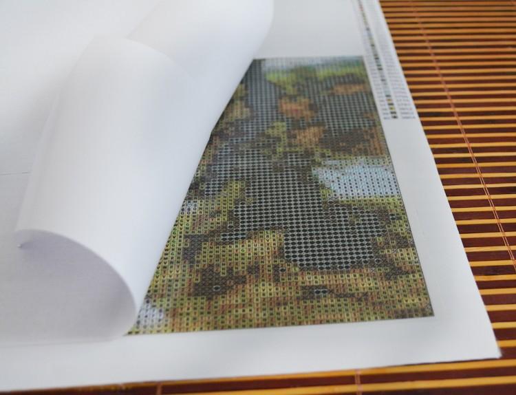 Товары для Вышивки и Шитья Fashion diamond painting , FZ-0279