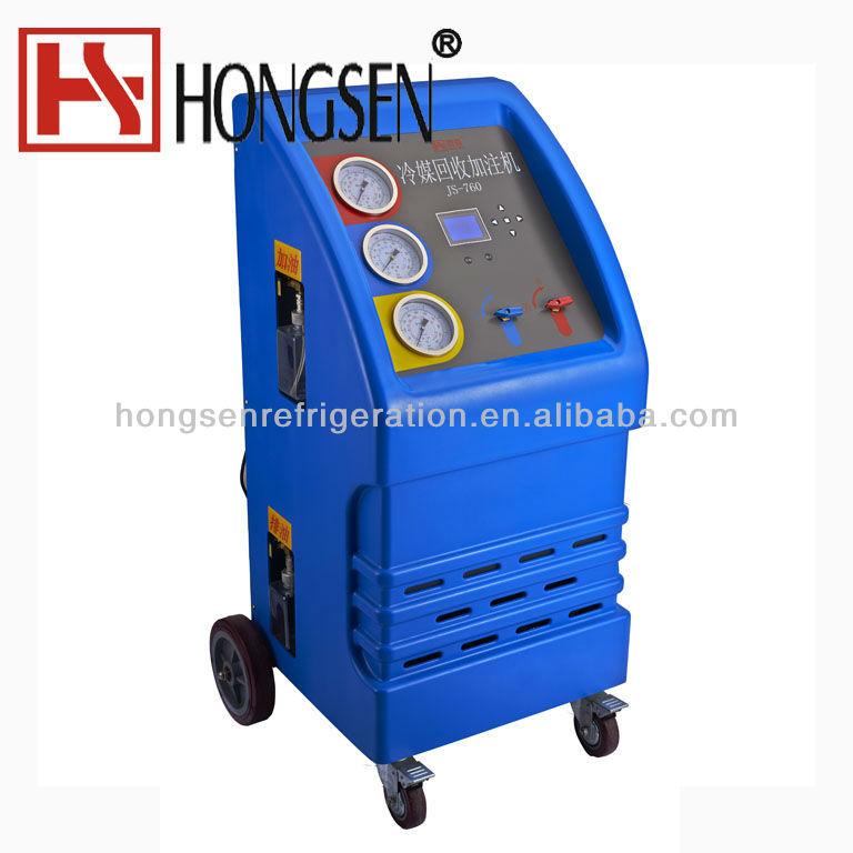 freon recovery machine