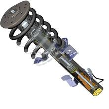 OE 03 44 114 gas filled dampers steering shock absorbers completed shock absorbers for Opel ASTRA G Box (F70)