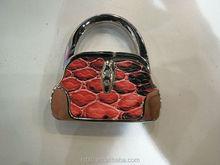 Popular promotional gift handbag metal hook