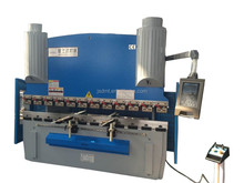 WD67K-63T*2500 NEW DESIGN Delem DA52 controller Hydraulic steel cnc press brake with 4 axis