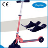 Aluminum stunt snow scooter,double snow sled snow scooter,snow racer