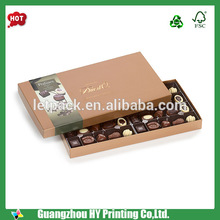 de lujo caja de chocolate en china alibaba