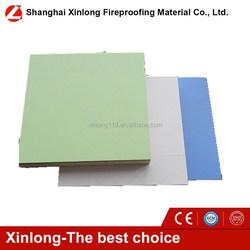 PVC HPL Melamine High Pressure Laminated Mgo Board/ MGO Fire Board/ Magnesite Oxide MGO Board