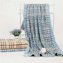 stripe new style 100% organic cotton football club beckham 7 sexy beach towel