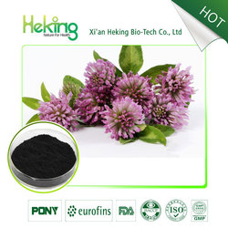 Pure natural 20% Isoflavones Red Clover Extract Powder