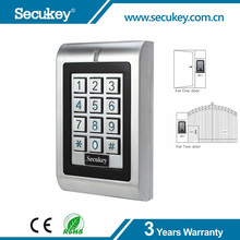 Outdoor Standalone Keypad Access Control