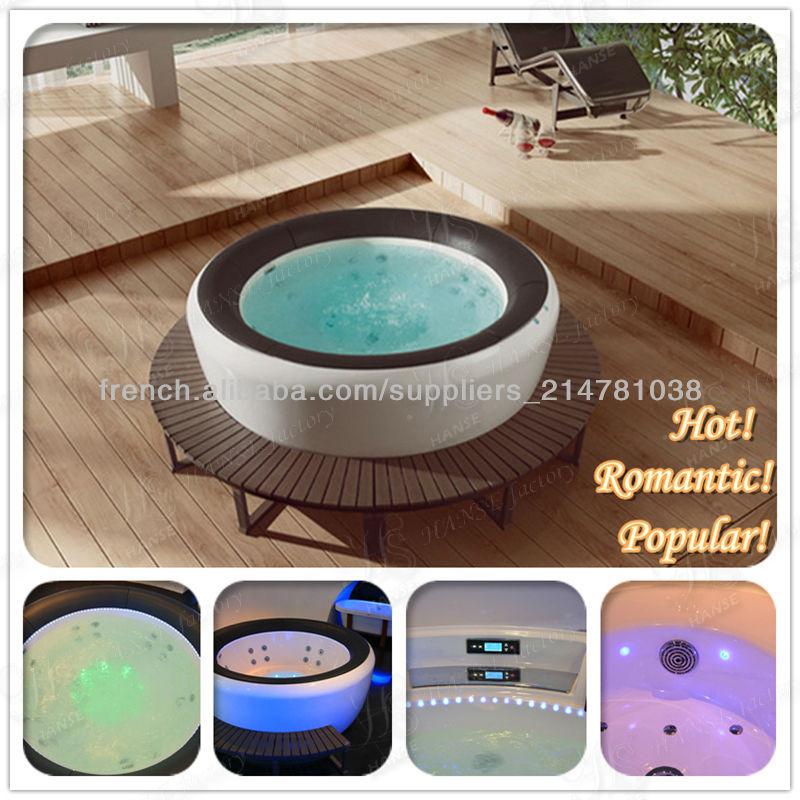 nouveau design hydro spa bain remous baignoire spa hs b1800t. Black Bedroom Furniture Sets. Home Design Ideas