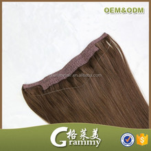 2015 Directly factory high quality super line hair weave