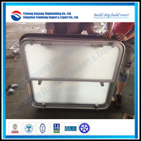 Marine/ ship/ boat aluminium alloy sliding windows