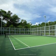 outdoor sport rubber floor, tennis court rubber floor, rubber gym floor