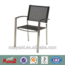 stainless steel sling chair MY13SS14