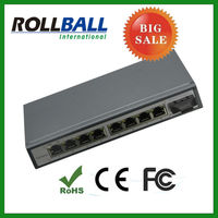 nice price power over ethernet 8-port gigabit sfp switch