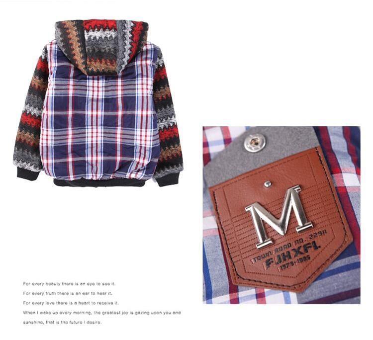 À la mode enfants capot d'hiver gilet conçoit des vêtements de bébé ensembles fournisseur