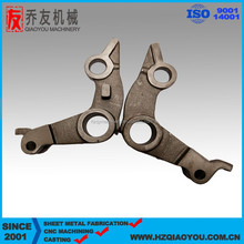 Stainless steel Forging parts with hight precision CNC machining from China