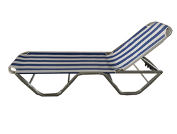 Aluminum beach chair swimming pool chair,sun bed HL-B-11006