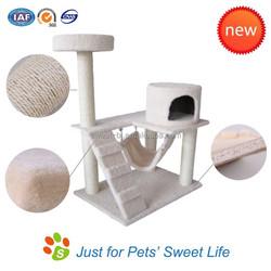 Sweet supplier cat scratcing post/cat scratch furniture/climbing cat tree