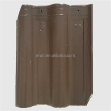 yixing hot sale interlocking lightweight clay roof tile