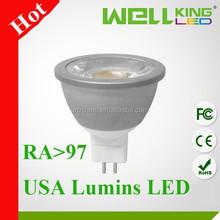 UL ES GU10 MR16 6W LED Spotlight RA>97 led bulb gu5.3