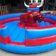 Low price factory offer mechanical rodeo bull for sale