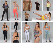 Fitness, sports and yoga clothes